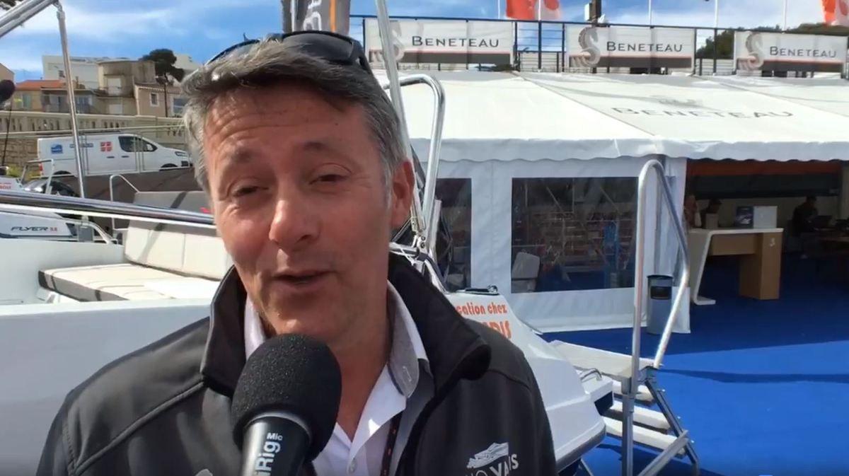 Les Nauticales 2018 - Quo Vadis Bénéteau, des bateaux neufs encore disponibles pour juin et l'inscription a la sélective Barracuda Tour du 28 avril