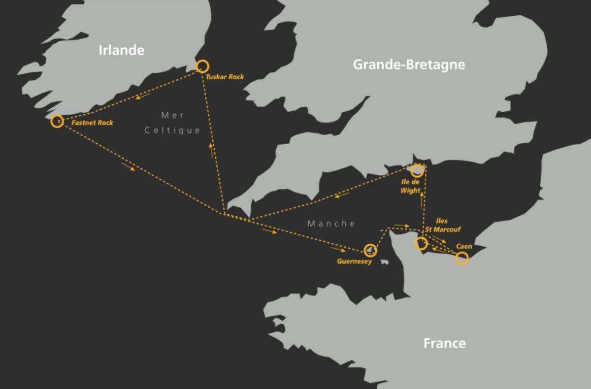 Quels enjeux sur la Normandy Channel Race 2018 ?