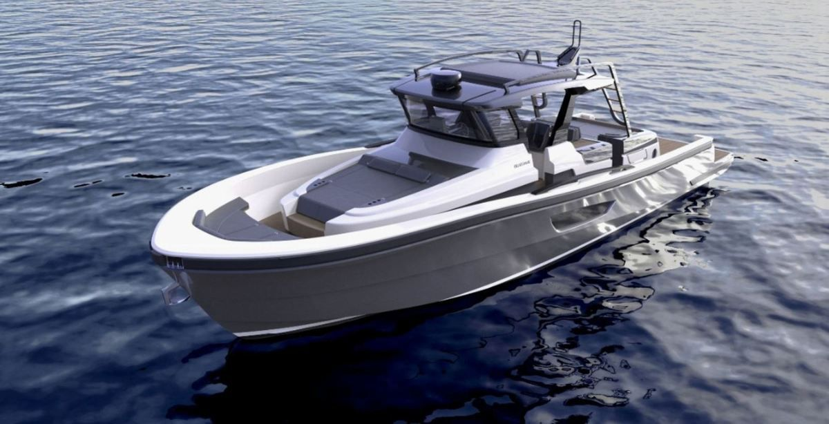 Bluegame launches new BG62 yacht with Volvo Penta IPS