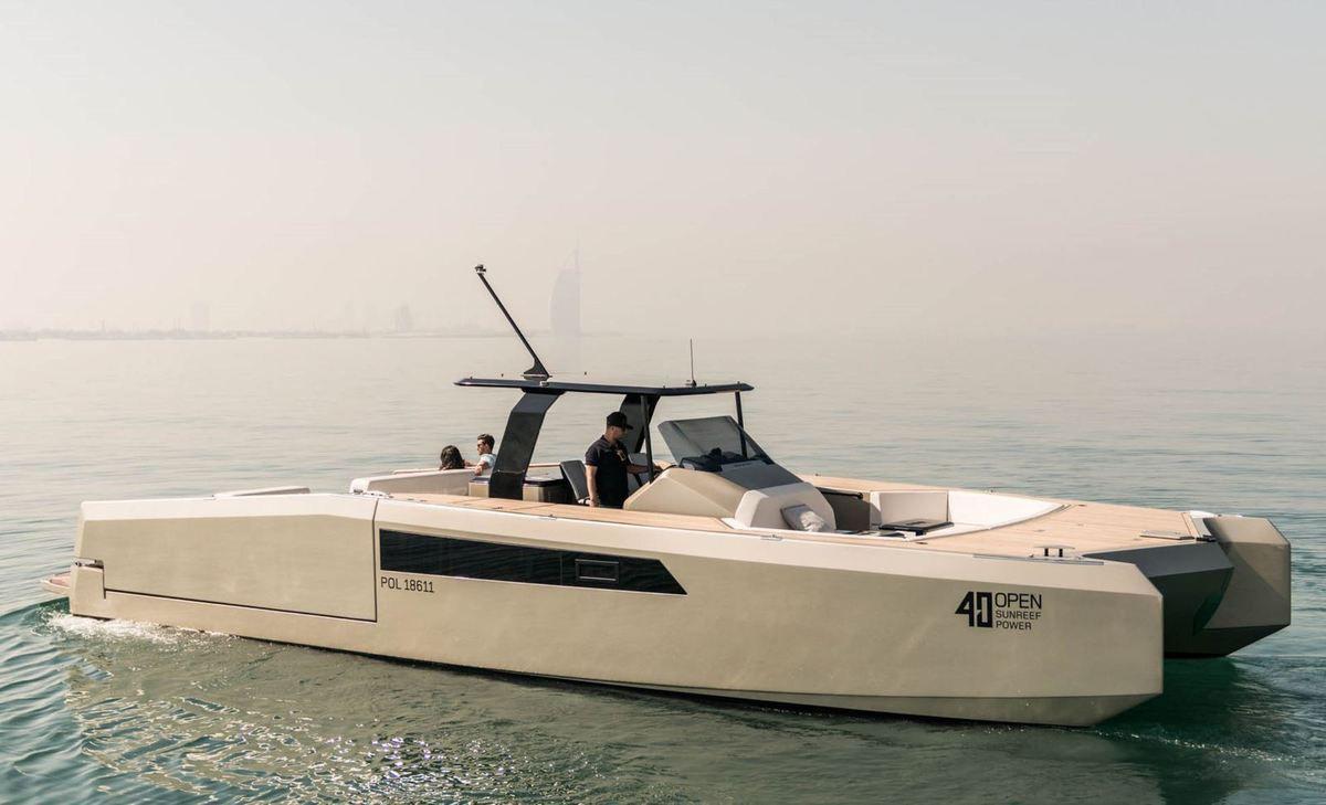 Multicoques - 3 premières mondiales pour le chantier Sunreef Yachts sur le Yachting Festival