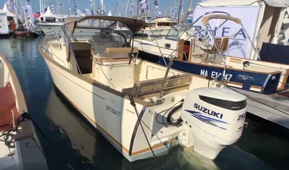 Directs du Grand Pavois - 9 Rhéa présentés sur les pontons de La Rochelle !