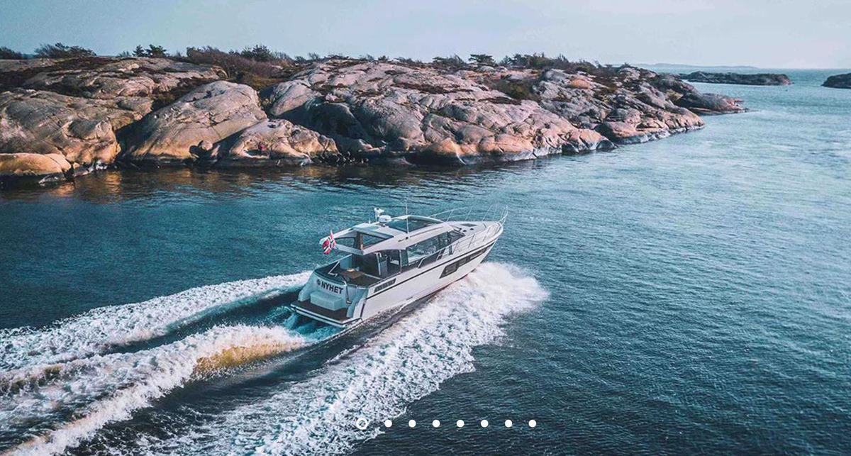 European Powerboat of the Year 2019 - Nominé : Skilsö 39 Panorama