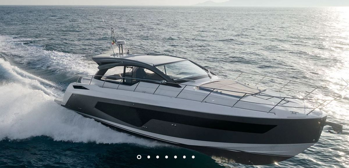 European Powerboat of the Year 2019 - Nominé : Azimut Atlantis 51