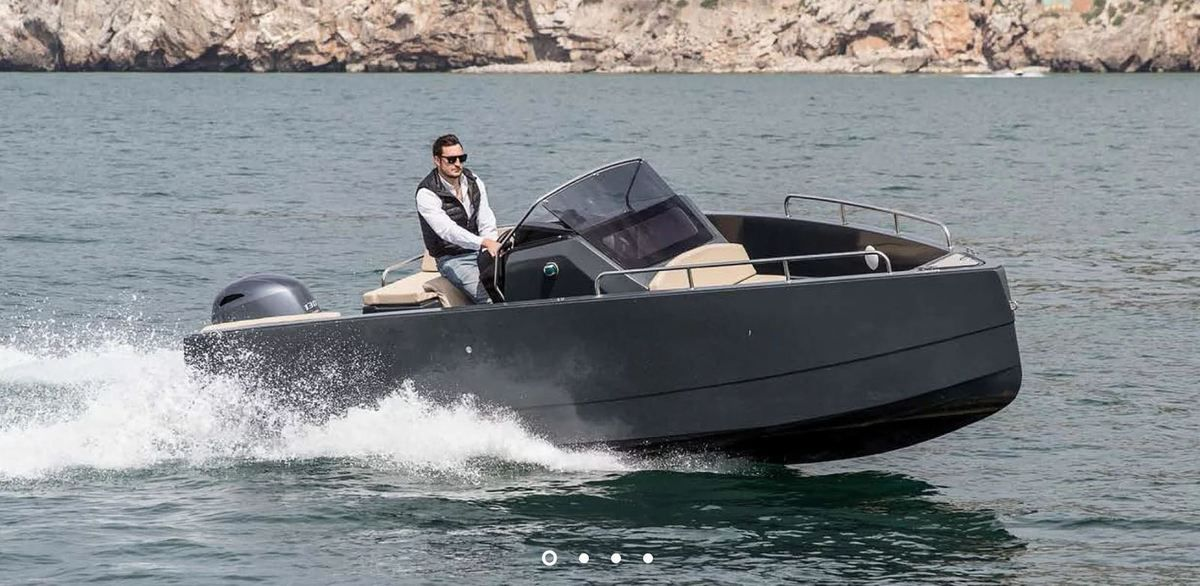 European Powerboat of the Year 2019 - Nominé : Nuva M 6 Open
