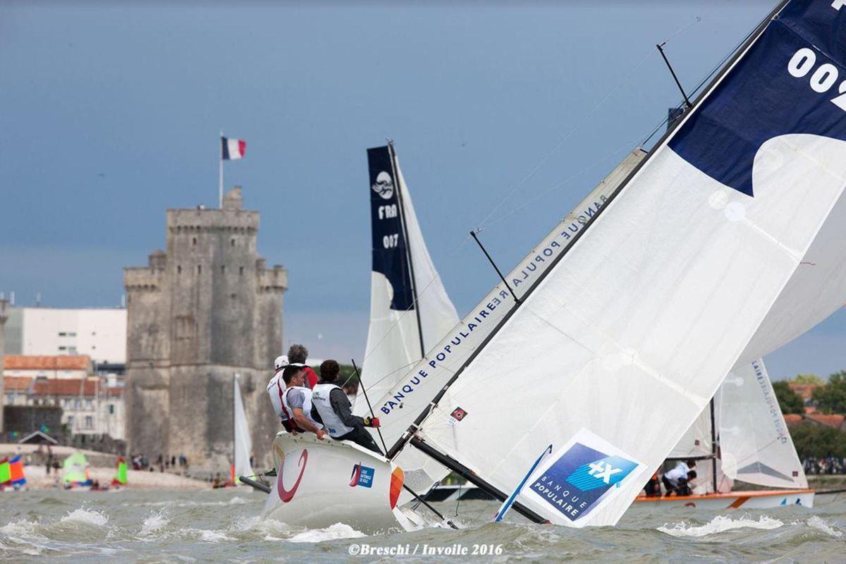 La Rochelle - Du 19 au 21 octobre, la Ligue Nationale de Voile organisée par la SRR