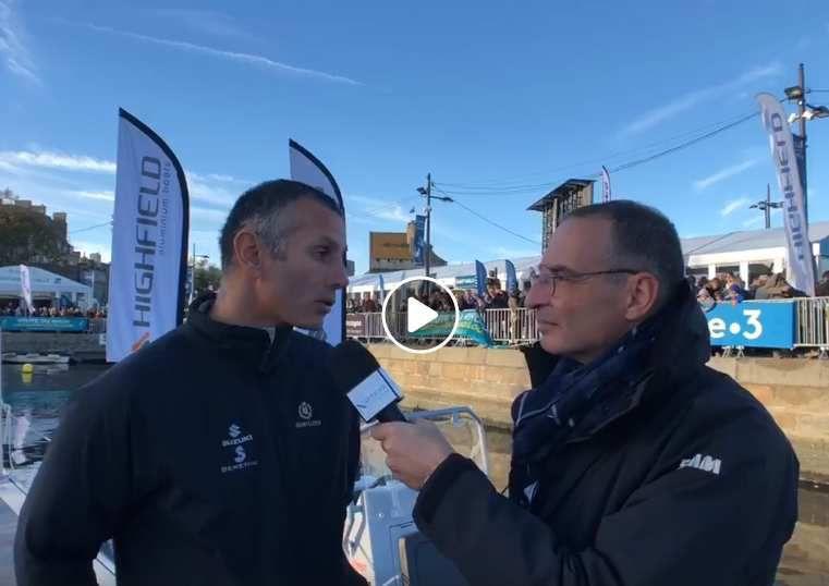 Vidéo – L'Odyssée Bleue de Stéphane Mifsud s'équipe de semi-rigides Highfield !