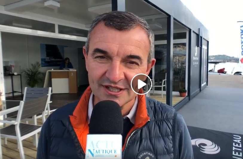 Vidéo - Bénéteau inaugure sa base européenne permanente d'essais en mer près de Barcelone !
