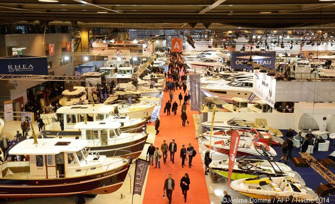 Salon Du Nautisme Paris
