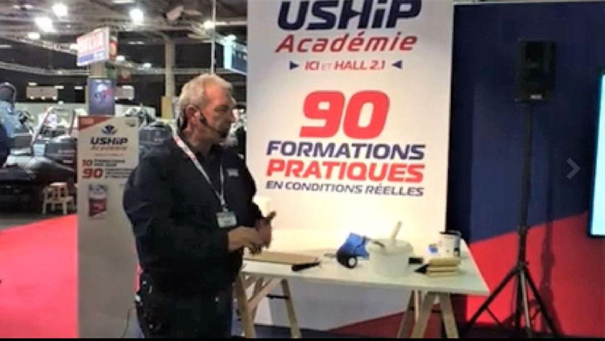 Nautic 2018 - 4 stands pour Uship sur le salon nautique de Paris