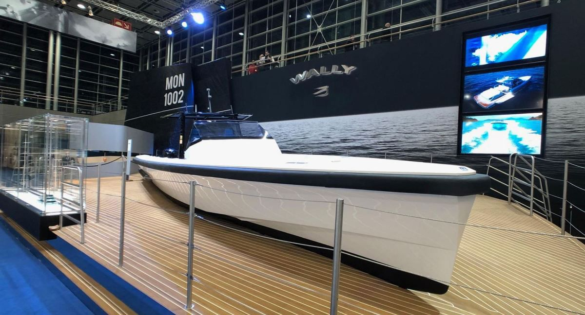 Wally : grand retour sur le Boot, en 2019, Hall 6, forcément !