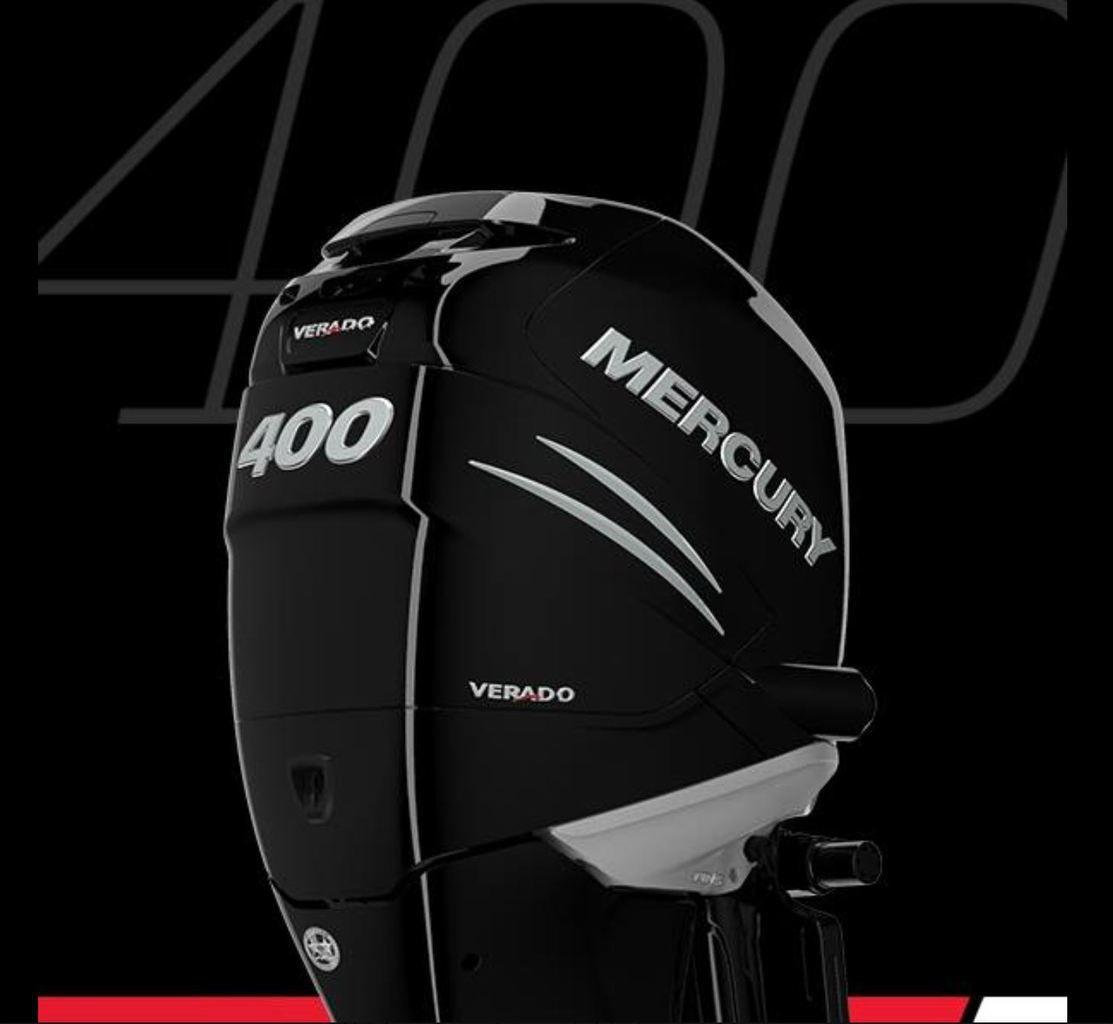 Mercury Marine surprend avec un tout nouveau Verado 400cv !!