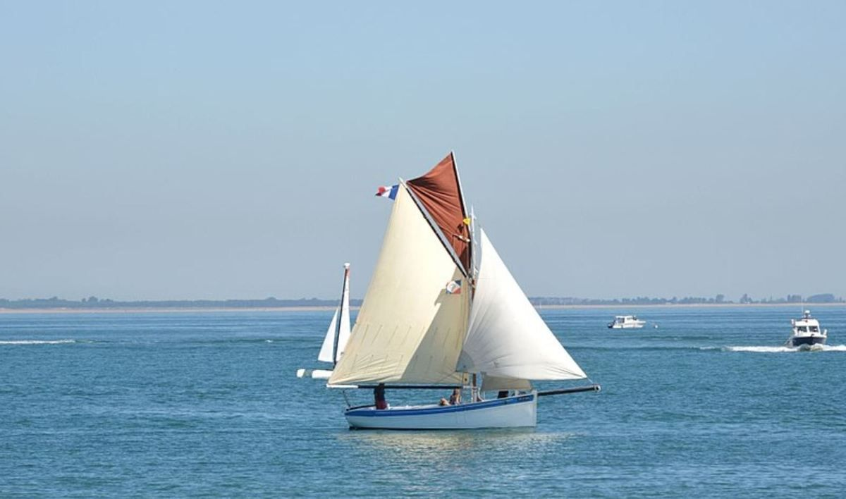 Le sloop de pêche Amphitrite - photo : DR