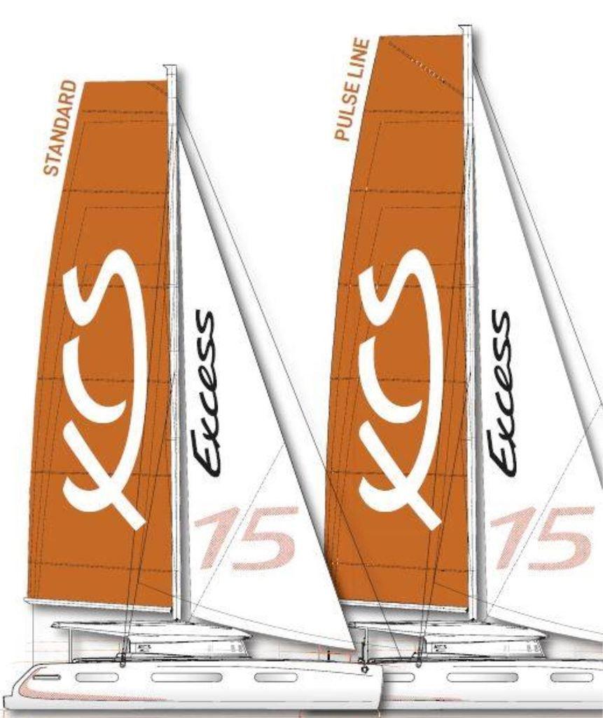 Excess Catamarans – 2 types de gréements disponibles, pour plus de plaisir !