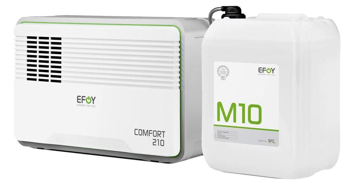 Pile à combustible EFOY Confort 210 - SFCM10