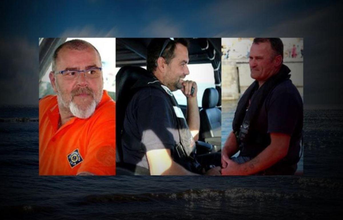 SNSM - Une cagnotte en ligne, pour aider les familles des 3 sauveteurs en mer décédés aux Sables d'Olonne
