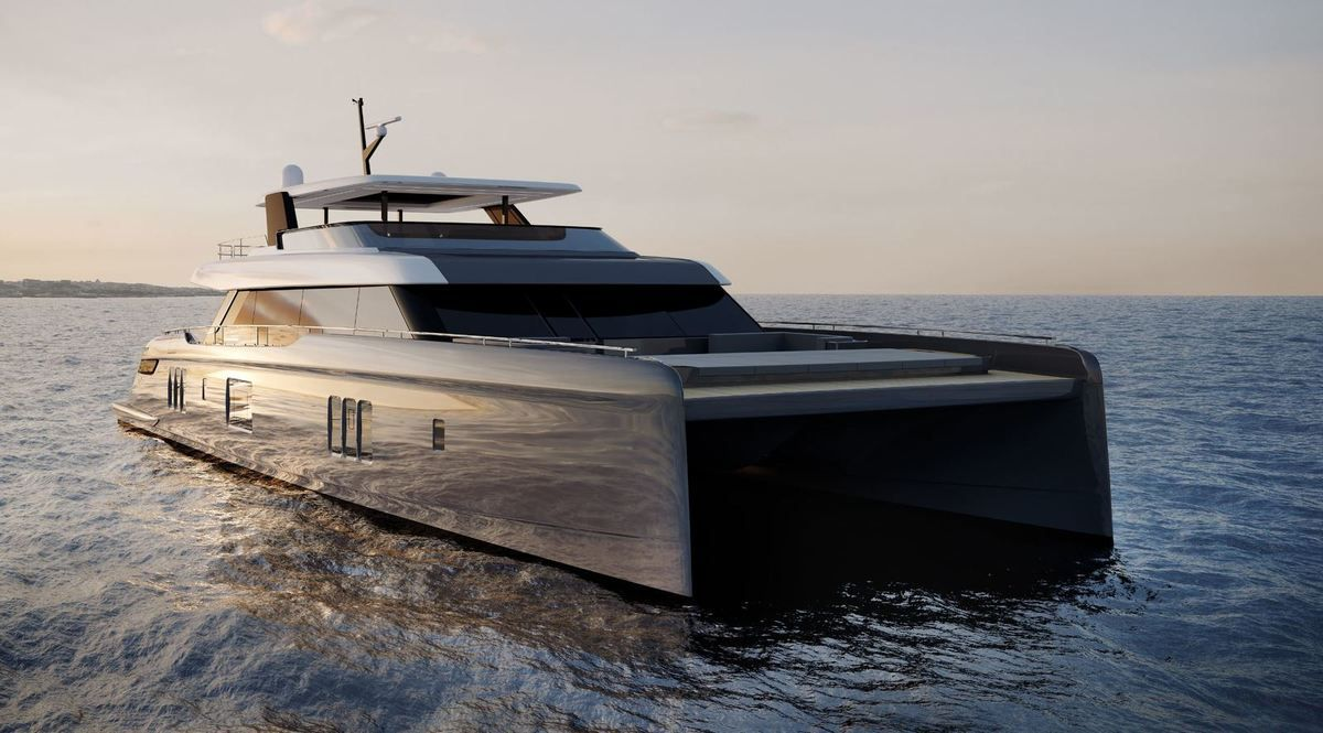 Scoop - Rafael Nadal passe commande d'un motoryacht catamaran 80 Sunreef Power