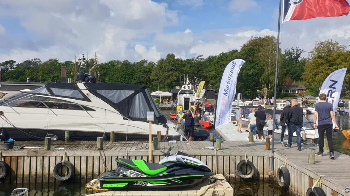 Suède - le Karlshamn Boat Show ouvre la saison nautique européenne 2019-2020
