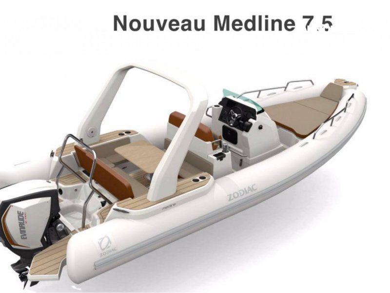 Nautic 2019 - le premier salon mondial indoor dédié aux bateaux semi-rigides