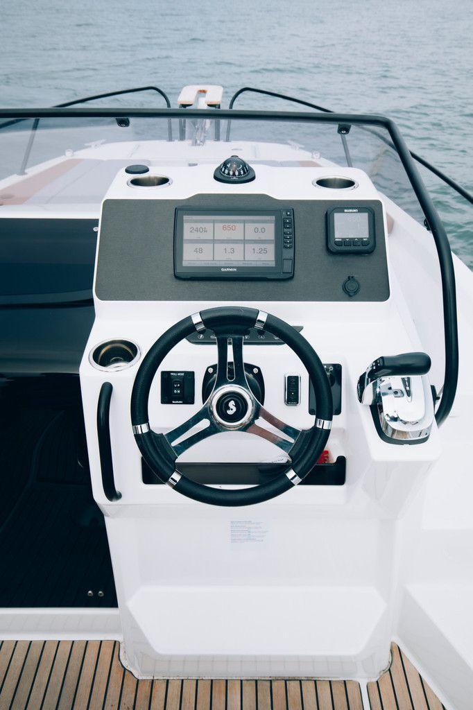 Bateaux à moteur - Notre essai du Bénéteau Flyer 7 SunDeck