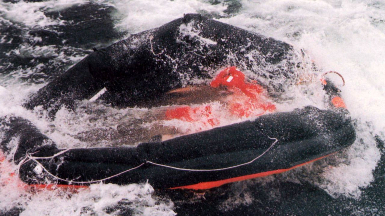 La survie dynamique en mer 1/6 : Les concepts de survie en mer