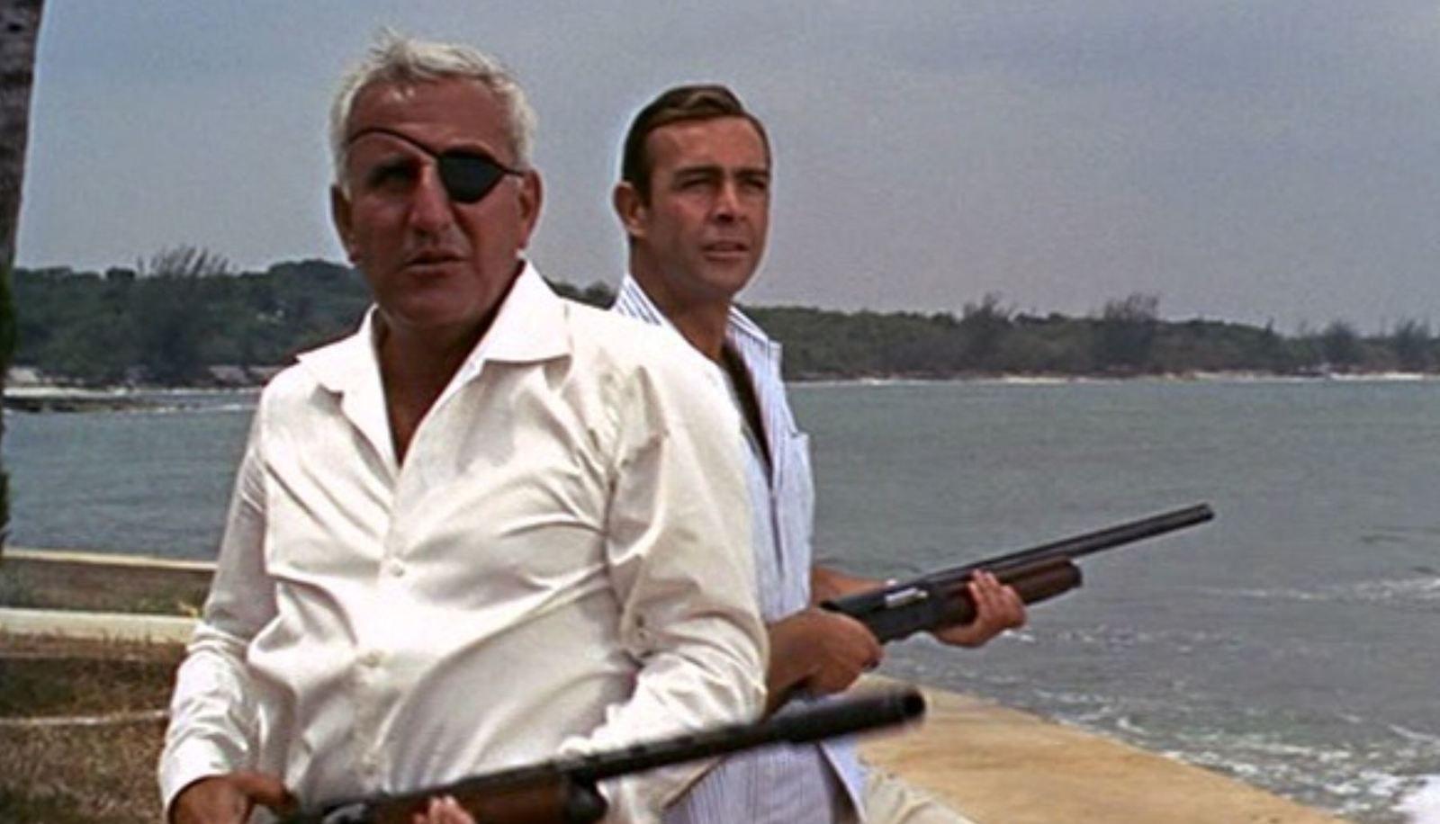 James Bond - Disco Volante, le yacht à foils d'Emilio Largo