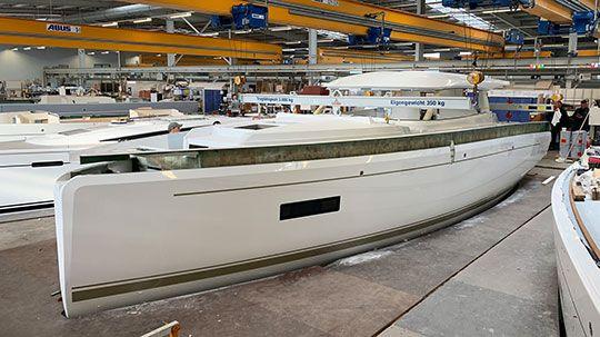 Allemagne - HanseYachts AG maintient sa production de voiliers et bateaux à moteur