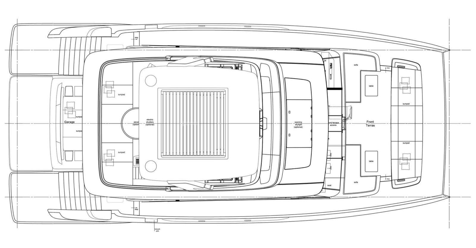 Dernière minute - Sunreef Yachts signe la vente d'un mega-catamaran motoryacht de 100 pieds !