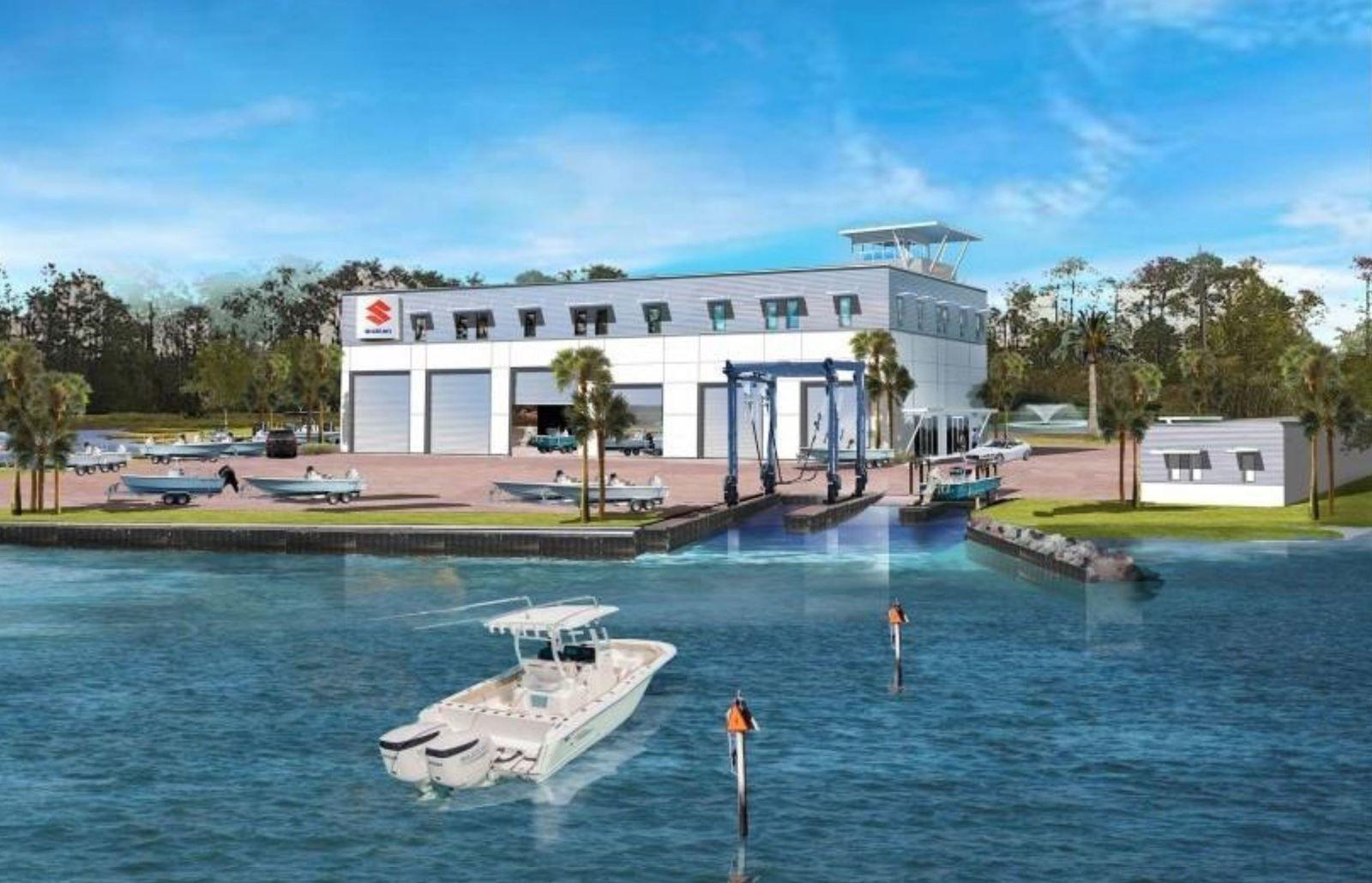 Suzuki Marine ouvre un centre de developpement de moteurs hors-bord aux Etats-Unis, en Floride