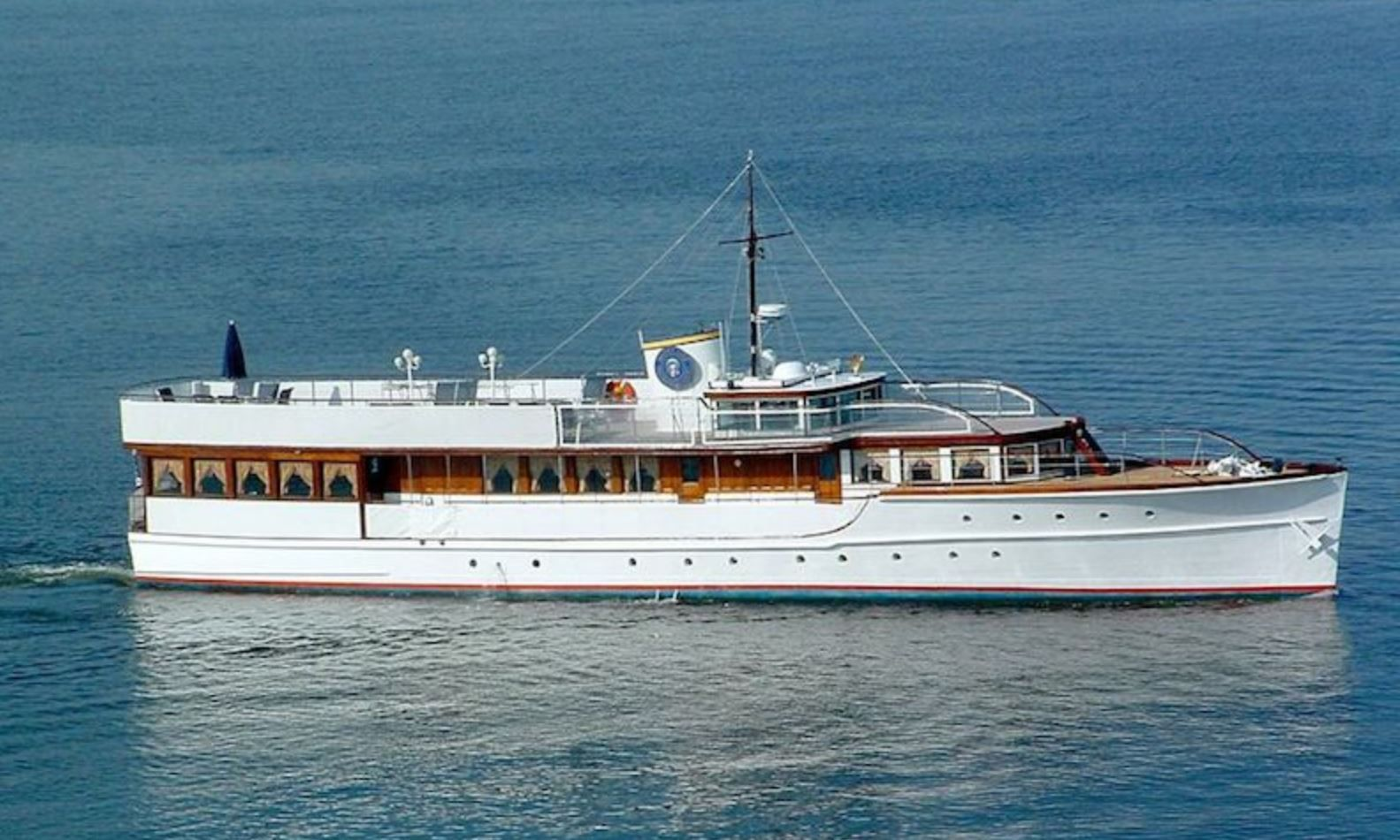 Honey Fitz, le motoryacht de Kennedy