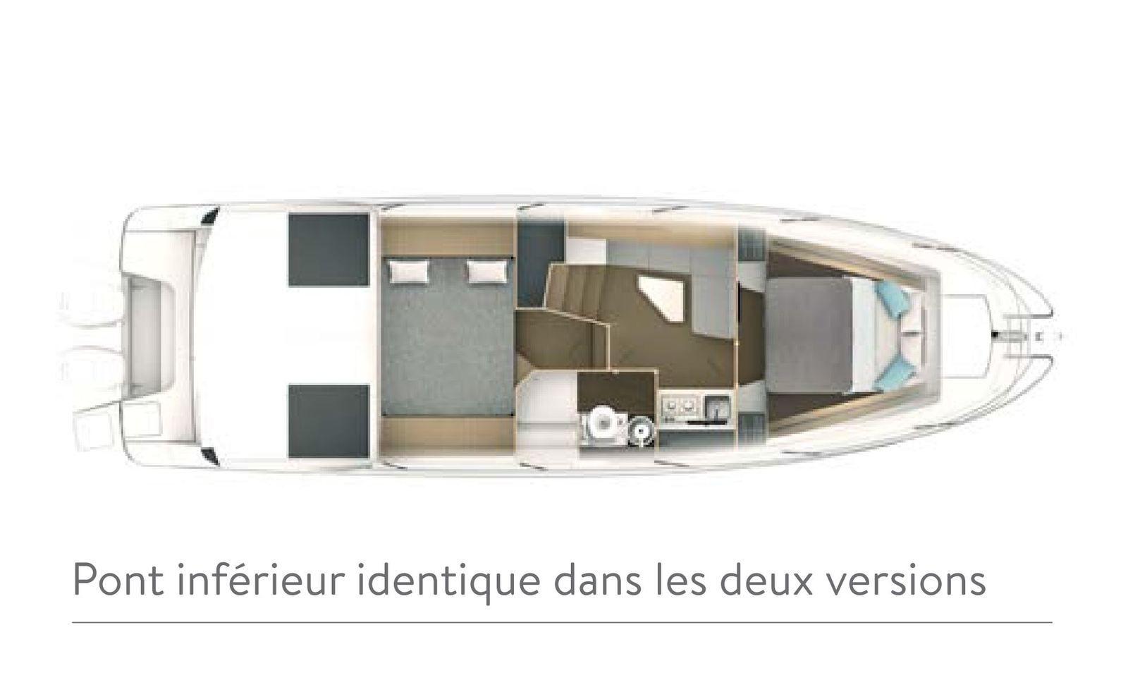 Bénéteau annonce le Gran Turismo 36