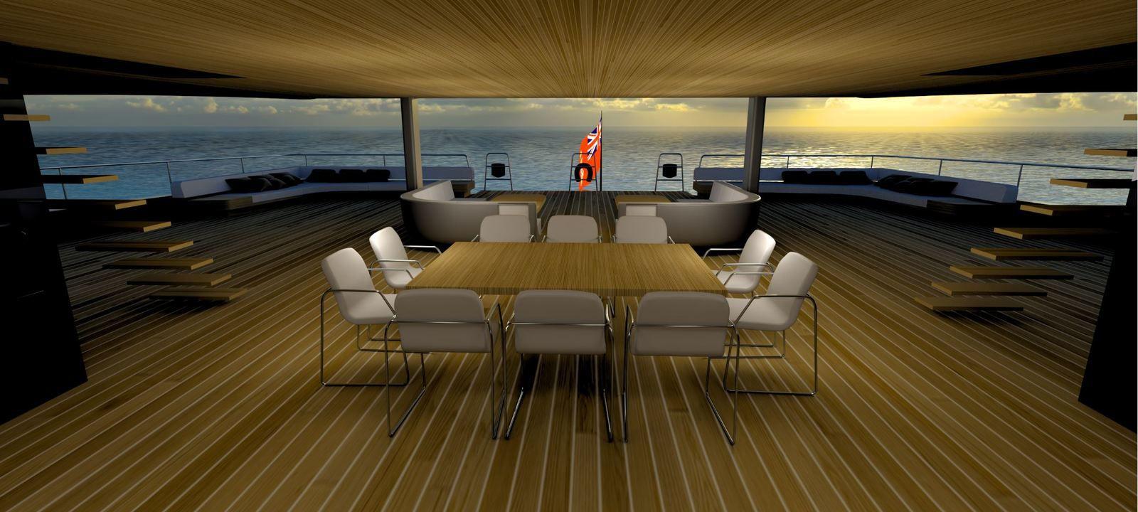 46 mètres de luxe, le nouveau catamaran de Sunreef Yachts et Malcolm McKeon !