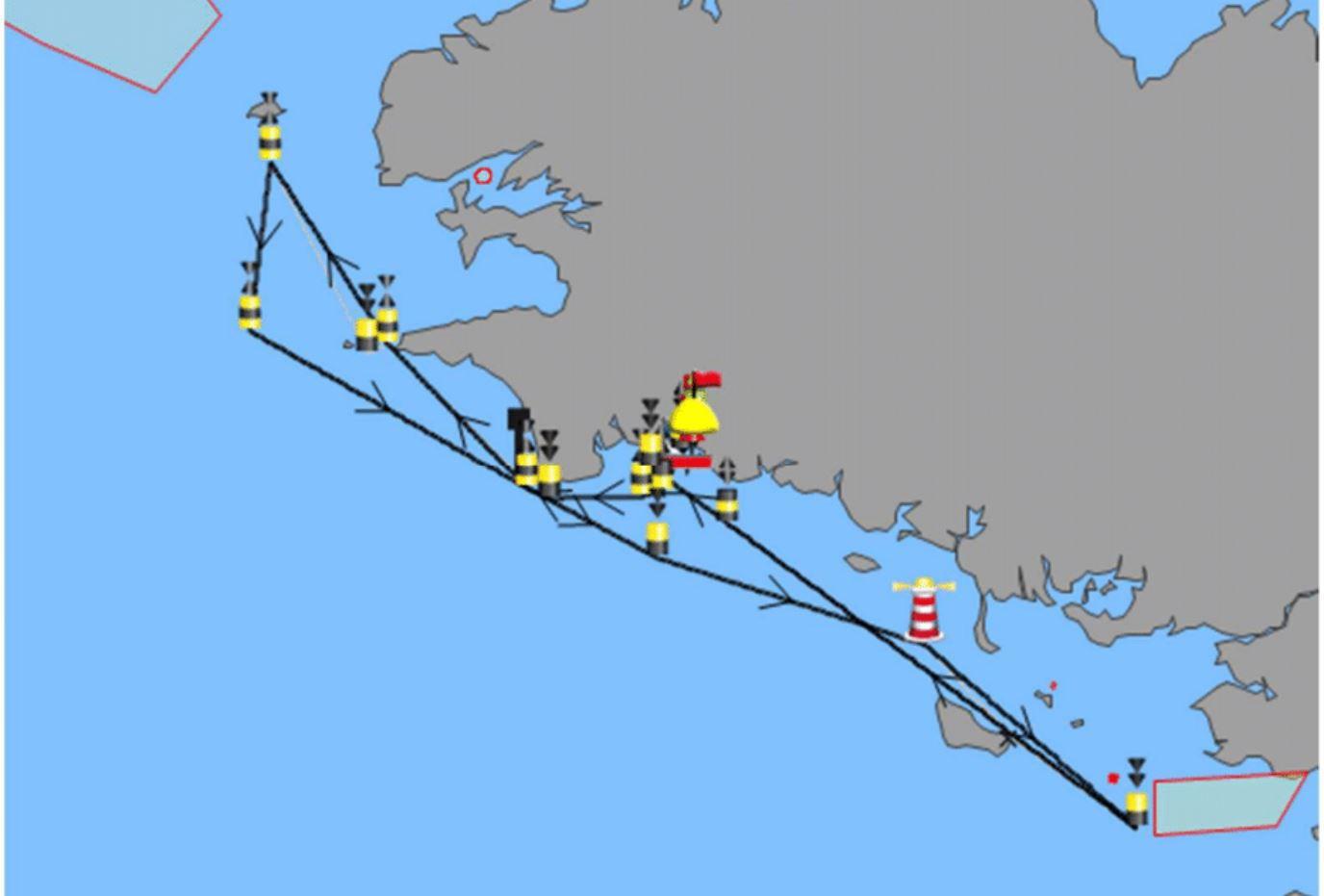 32 skippers à 24h00 du départ de la Solo Guy Cotten 2020