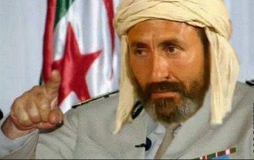 Portrait de l'acteur Algérien - Athmane Ariouet
