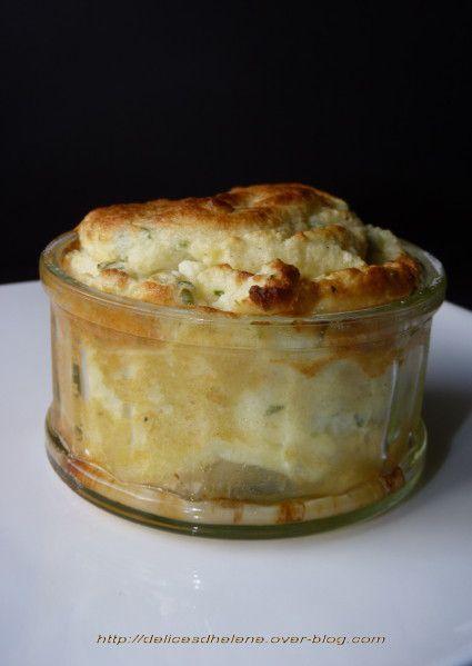 Petits soufflés de coquilles saint-jacques: http://delicesdhelene.over-blog.com/article-petits-souffles-de-coquilles-saint-jacques-60088410.html