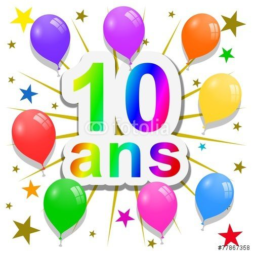 10 ANS!!! (CONCOURS INSIDE)