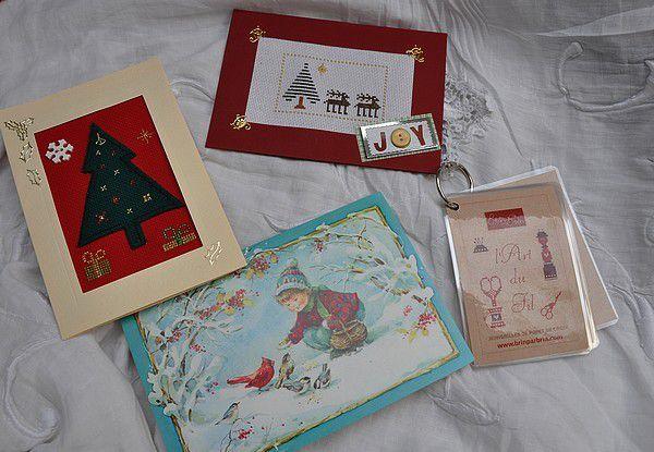 Mes petites Mères Noël et autres attentions