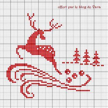 free du lundi - Noël 5 - renne bondissant