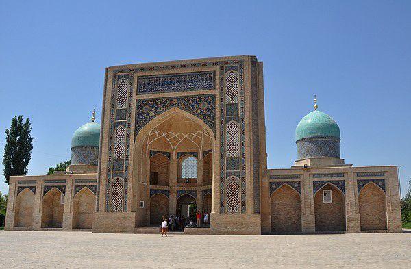 Souvenirs d'Ouzbékistan - 1 - Tachkent