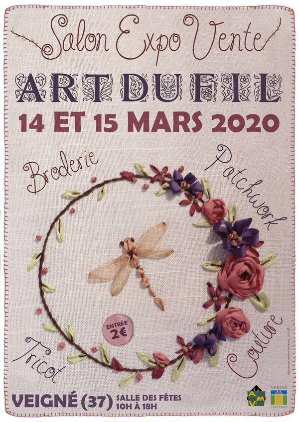 Agenda de mars...  France et même en Belgique !