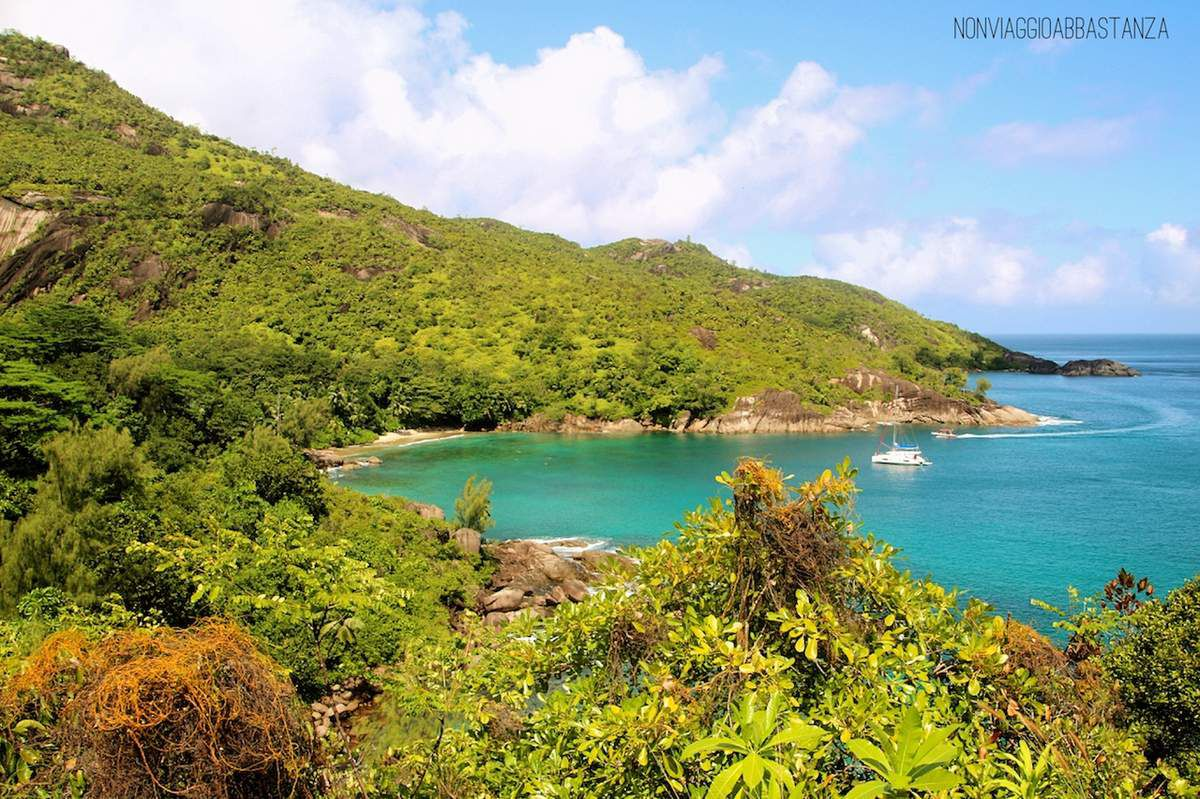Anse Major trail - Mahé