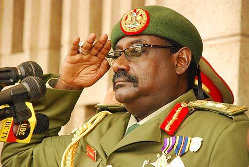 Général Sejusa Tinyefuza