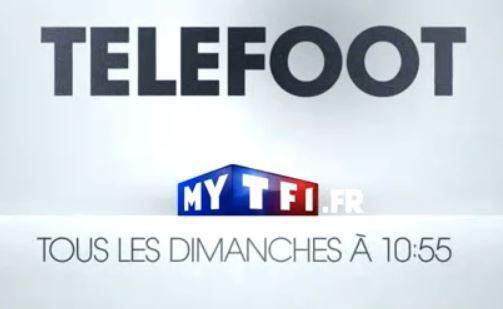 [Dim 18 Mai] TéléFoot dès 10h55 à suivre en direct sur TF1 : Sommaire !