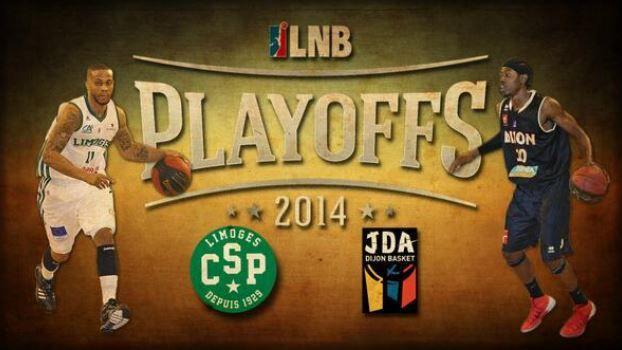 [Mer 21 Mai] Pro A (1/2 Finale Match 2) Limoges / Dijon (direct 20h50) sur Canal Plus Sport !