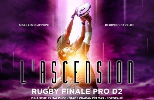 [Dim 25 Mai] Pro D2 (Finale) Agen / La Rochelle (direct 15h05) sur Sport Plus, France 3 et Eurosport !