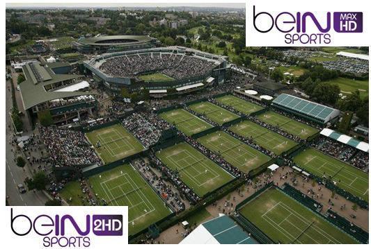 [23 Juin au 06 Juillet] Wimbledon 2014 à suivre en direct sur les antennes de BeIN SPORTS