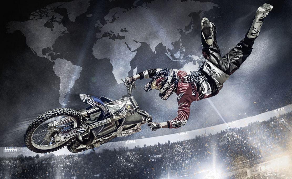 [Ven 27 Juin] X-Fighters - L'étape mythique de Madrid à suivre en direct à  22h30 sur Ma Chaîne Sport Extrême !