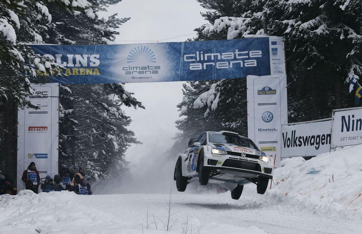 [Infos TV] Découvrez le dispositif de l'Equipe 21 pour suivre en direct le Rallye de Suède du 12 au 15 Février !