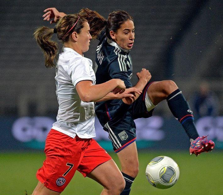 [Sam 21 Fév] Foot Féminin (Division 1, 18ème journée) Paris SG / Olympique Lyonnais, à suivre en direct à 21h00 sur Eurosport et France 4 !