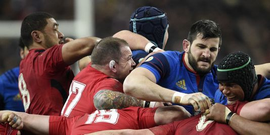 [Dim 15 Mar] VI Nations : Italie / France (16h00) en direct sur FRANCE 2 !