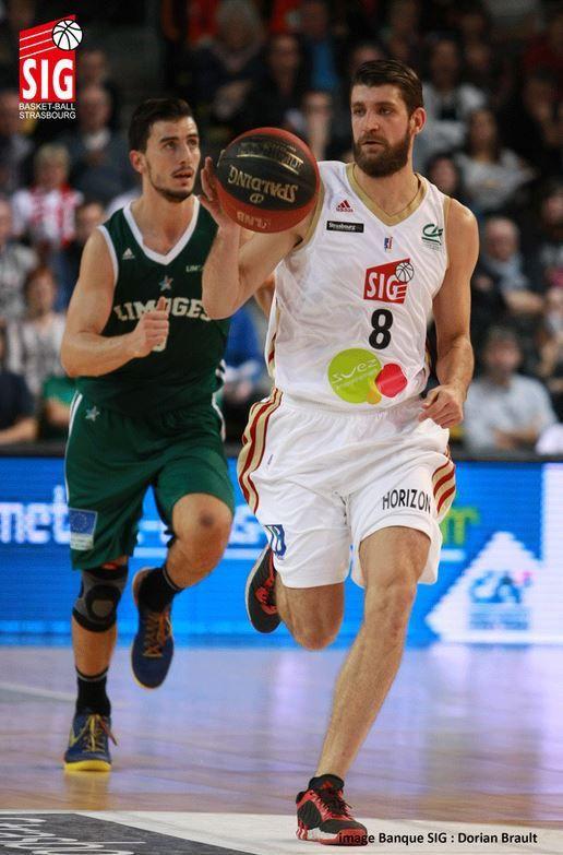 [Mar 24 Mar] Basket (25ème Journée de Pro A) Limoges / Strasbourg, à suivre en direct à 20h50 sur Canal Plus Sport !